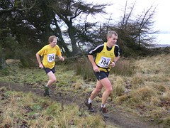 David and Chris starting Leg 3