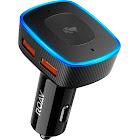 Anker Roav - Viva Pro 2-Port USB Vehicle Charger - Black