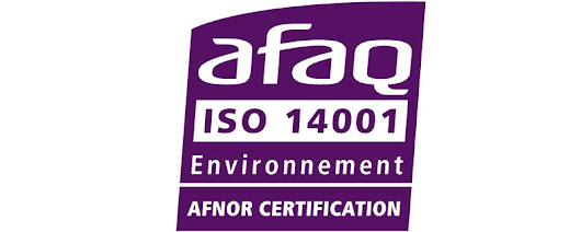 Certification environnementale ISO 14001 Puyfromage -