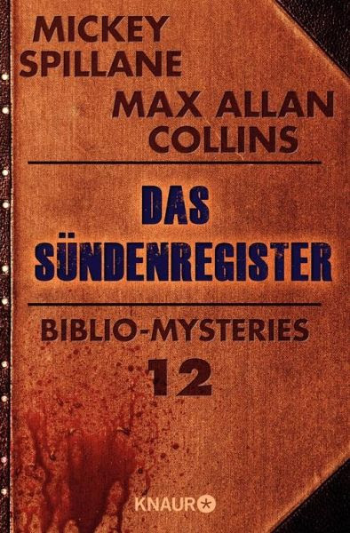Das Sündenregister (eBook, ePUB) - Spillane, Mickey; Collins, Max Allan