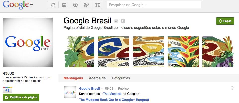 Google+ cresce a passos largos, mais de 600 mil novos usuários por dia  (Foto: Reprodução/Rodrigo Bastos)