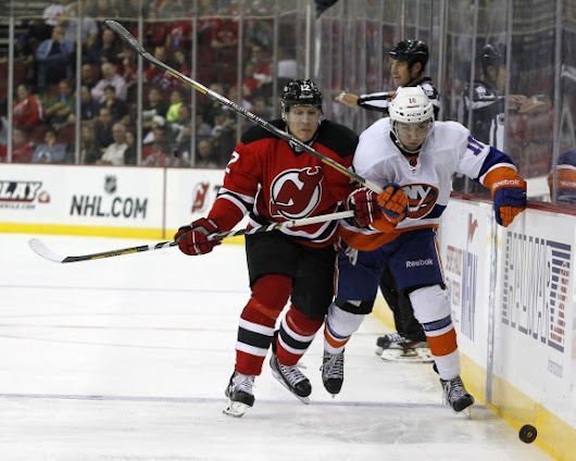Damien Brunner Hoping to Stick With the Devils