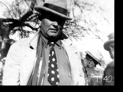 Joseph Marschall/Marshall, a.k.a., Big Paw Paw via Family Stories blog, http://yourfamilystory-cmpointer.blogspot.com/