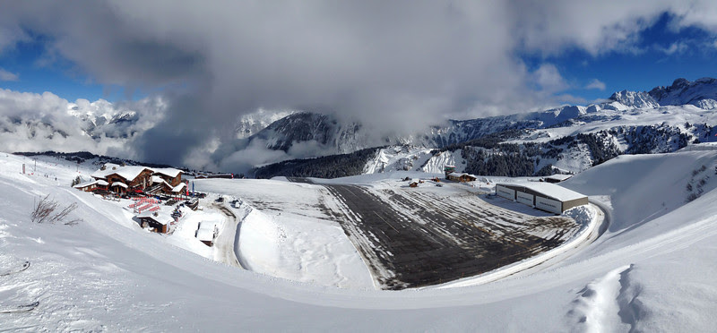 2014 Pic(k) of the week 8: Courchevel Altiport