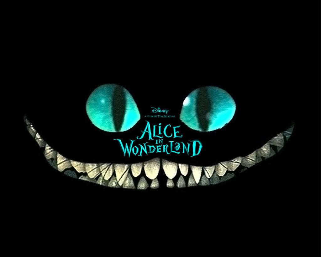 Alice In Wonderland Wallpaper Tim Burton Photo 18698666 Fanpop