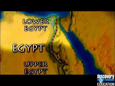 SOTW 1, Chapter 2 - Egyptians Lived on the Nile River