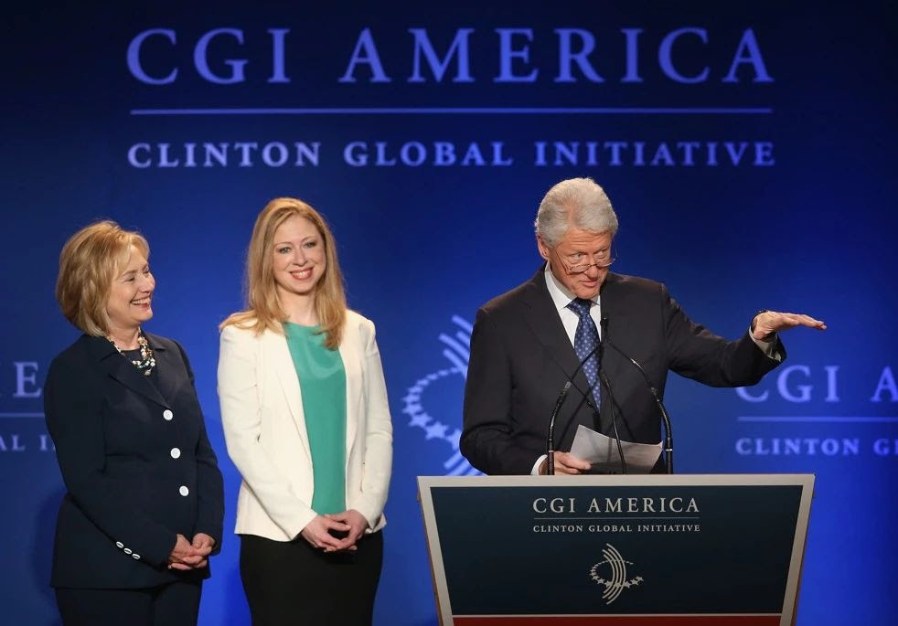 Is The Clinton Foundation Just An International Money Laundering Scheme?