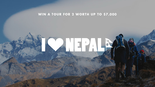 Fall In Love With Nepal