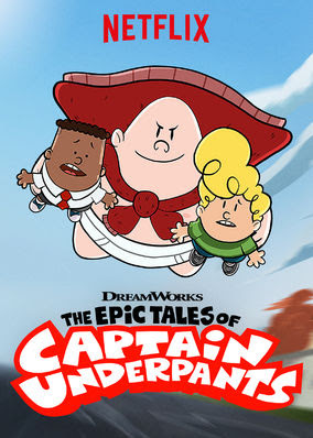 Epic Tales of Captain Underpants, The - Season 1