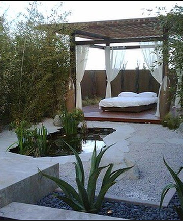 Relaxing Garden Design, Zen, Water Features, Shade,... | Stuff.
