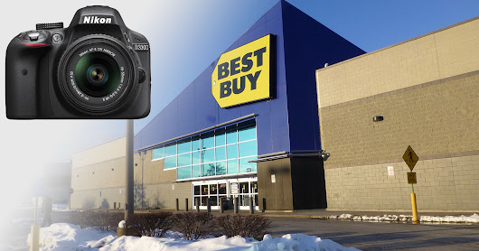 Best Buy to Let You Rent Camera Gear Before You Buy It