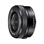Sony SELP1650 16-50mm Power Zoom Lens for Sony Cameras