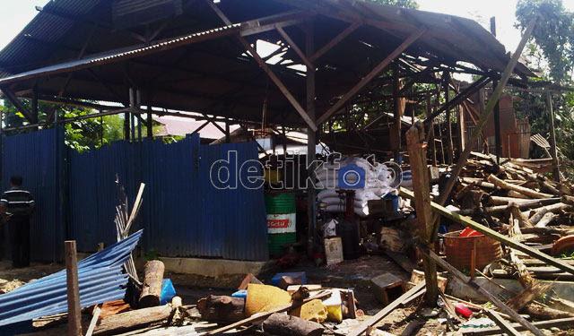 Pabrik Tahu Meledak, 1 Orang Tewas