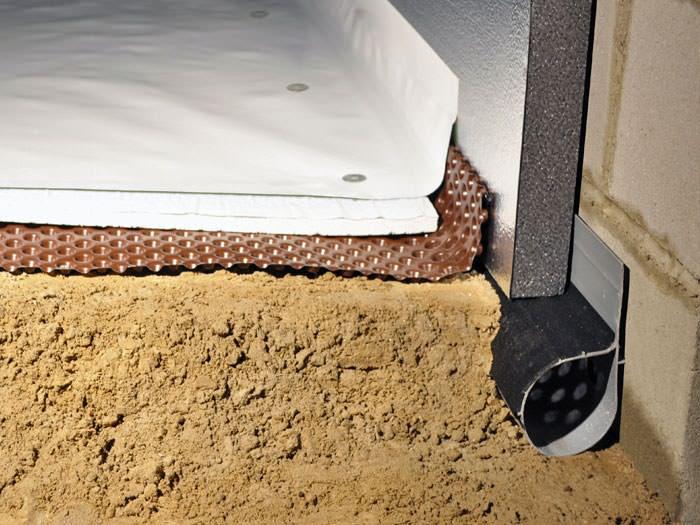 04lg crawl space insulation system