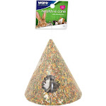 Ware Manufacturing 13097 Health-e Cone With Timothy Hay