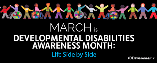 Celebrate DD Awareness Month with Us