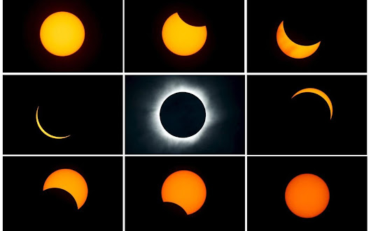 How to take pictures of the solar eclipse with your smartphone