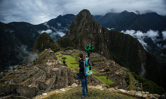 Do Machu Picchu from your sofa, thanks to Google Street View