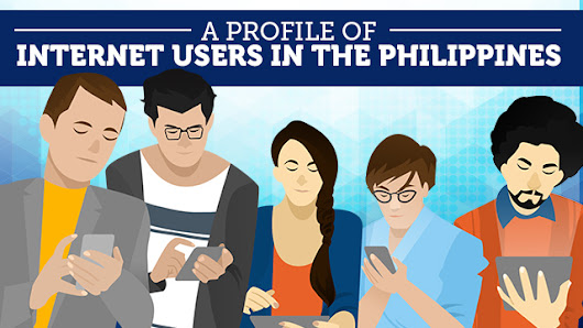 A profile of Internet users in the PH