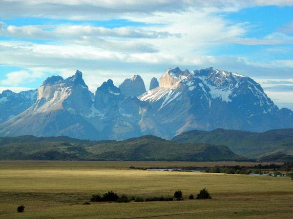 8. Le Parc National Torres del Paine, au Chili
