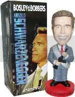 Arnold Schwarzenegger bobbing head doll