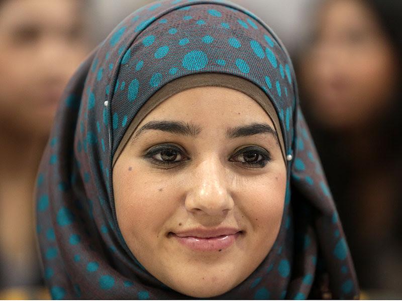 ministra palestina mais jovem mundo