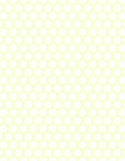 LIGHT margarita LARGE CIRCLES - free printable digital patterned paper LETTER SIZE