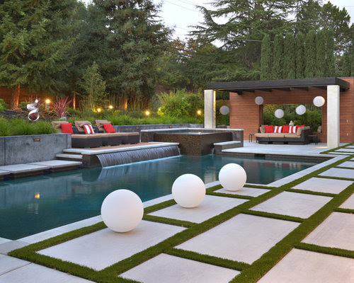 Artificial Grass Home Design Ideas, Pictures, Remodel and Decor