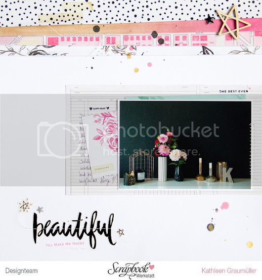 "Let it Shine with the New Maggie Holmes for Crate Paper Collection ""Shine"" - [A Layout & Seven Cards]."