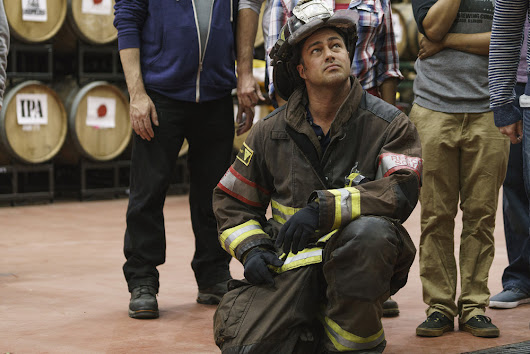 Severide is Investigated in a Hit-and-Run Accident in a 'Chicago Fire' + 'P.D.' Crossover