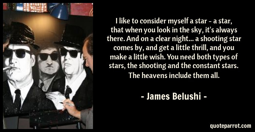 I Like To Consider Myself A Star A Star That When Yo By James