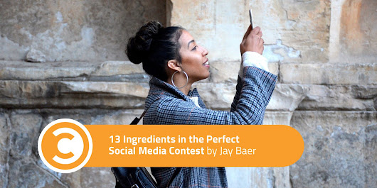 13 Ingredients in the Perfect Social Media Contest | Social Media Strategy