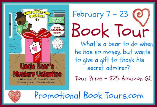 Identity Discovery: #BookReview: Uncle Bear's Mystery Valentine by C. JoVan Williams #PromoBookTours