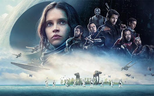 ROGUE ONE ab 4. Mai 2017 auf DVD und BluRay - PhantaNews