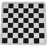 WE Games The Original 100% Silicone Tournament Chess Mat - 20 Inch Board