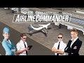 Download APK Game Simulasi Pesawat Airline Commander || Game Simulator Keren