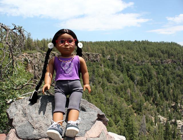 Oak Creek Canyon Lookout
