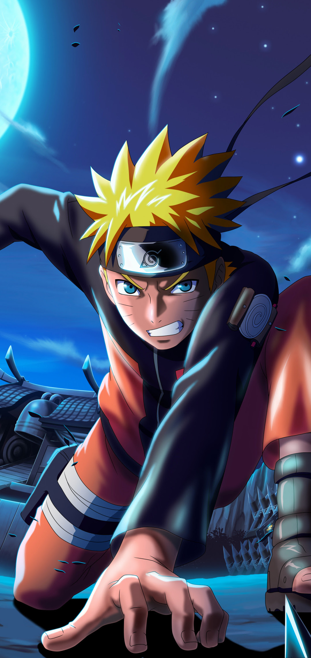 Foto Naruto Keren : naruto, keren, Green, Anime, Wallpaper, Naruto