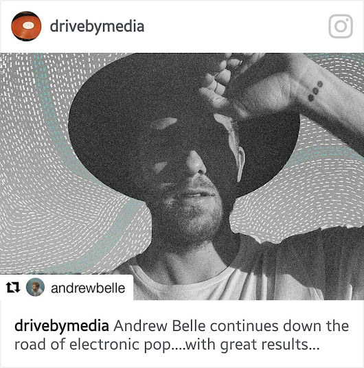 Andrew Belle | Dive Deep | Instagram