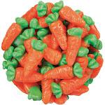 Gummy Carrots - 4 ounce
