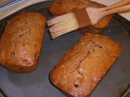 Family Recipe Fruit Cake