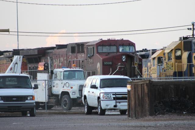 CP 9508 in Phoenix, Arizona