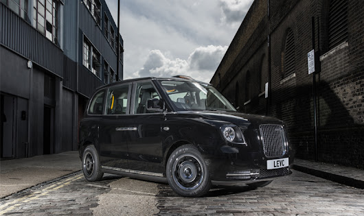 Next generation Taxi paves way for LCV range