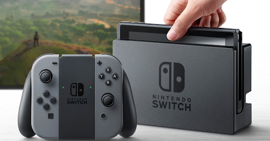 Nintendo's Switch is one console you can take everywhere — here's what you need to know