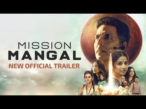 Mission Mangal New Trailer Review