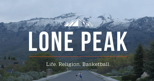 CLICK HERE to support Lone Peak: Life. Religion. Basketball.