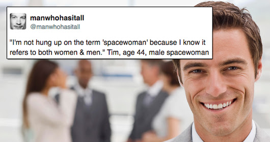 """Top tips for men juggling a successful career and fatherhood"" hilariously nails how sexist the advice given to working women is - The Poke"