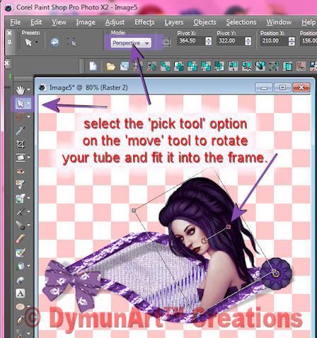 Pick Tool Diagram