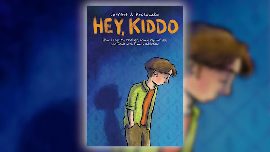 Kevin's Meandering Mind | Graphic Novel Review: Hey, Kiddo