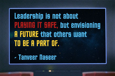 4 Important Leadership Lessons From The Final Frontier